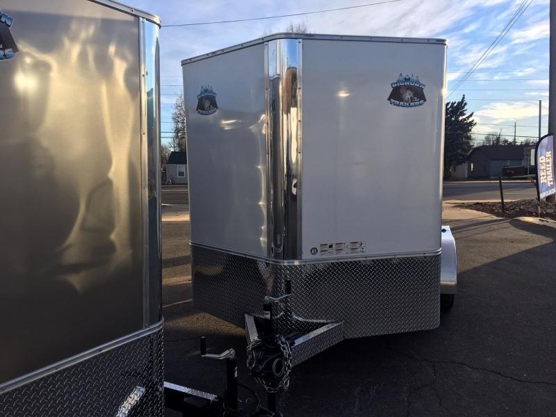2019 R&M Manufacturing 7x12 TAS Enclosed Cargo Trailer-WHEAT RIDGE