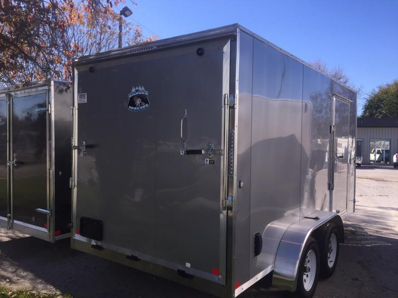 2020 R&M EC 7 14 TAS Enclosed Cargo Trailer
