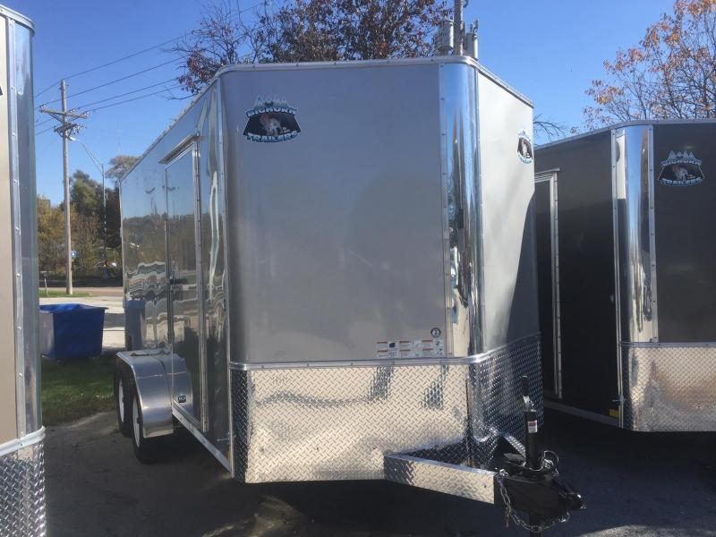 2019 R and M Manufacturing EC 7 14 TAS Enclosed Cargo Trailer