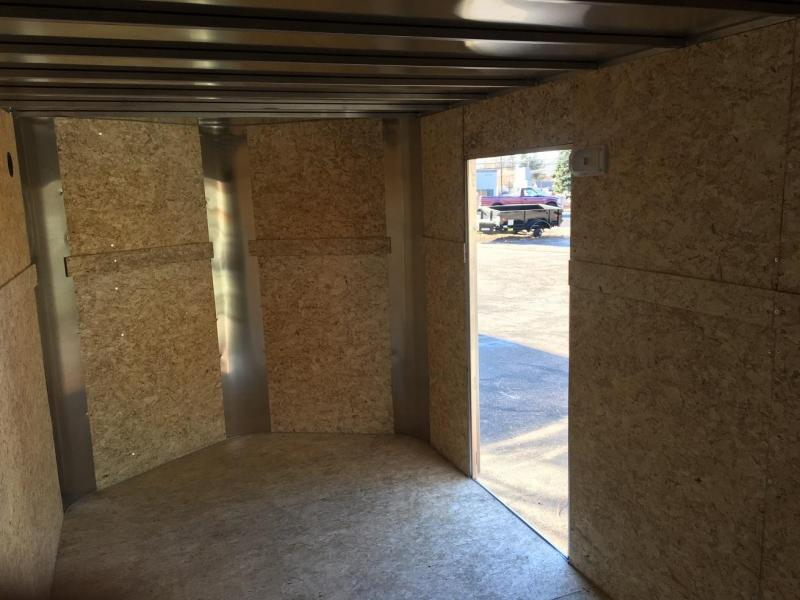 2019 R&M 7x16 TAC Enclosed Cargo Trailer-Wheat Ridge
