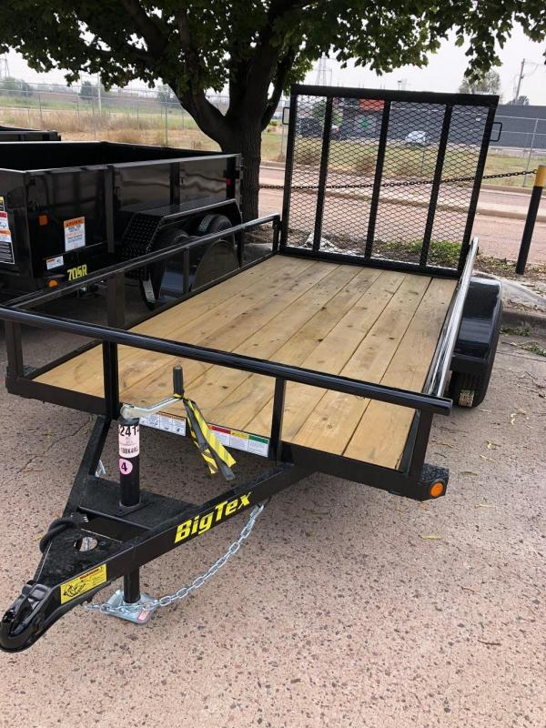 2019 Big Tex Trailers 30SA-10 ATV Trailer-Wheat Ridge