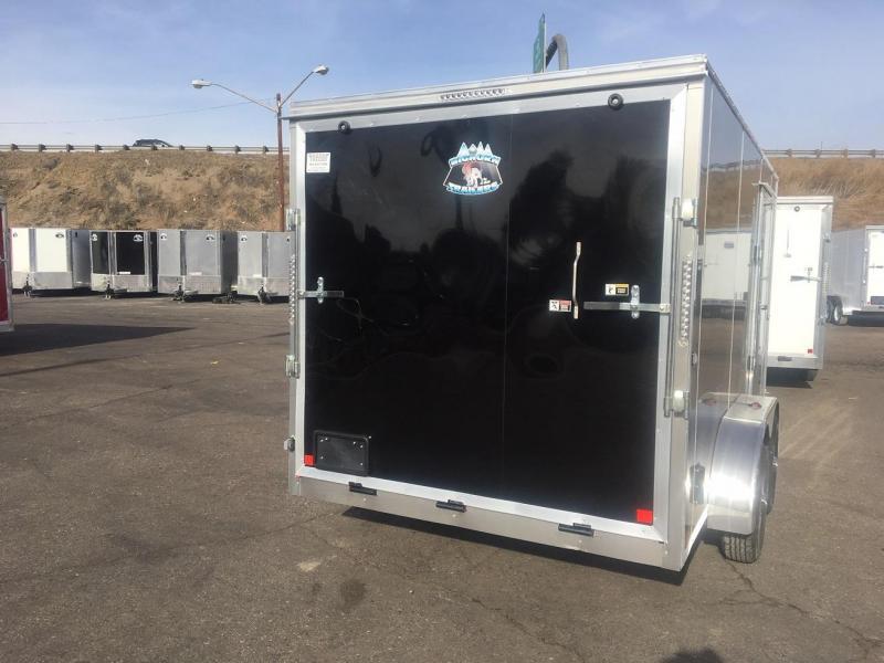 2019 R&M 7x14 (TAC) Enclosed Cargo Trailer-WHEAT RIDGE