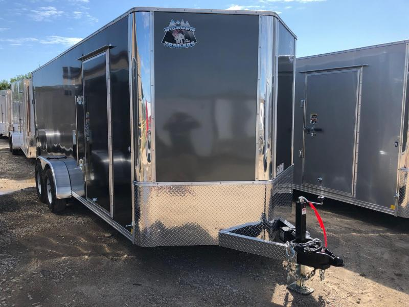 2020 R and M Manufacturing EC 7 18 TA 10K Enclosed Cargo Trailer