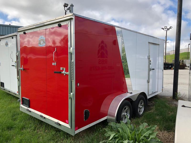 2020 R&M EC 7 16 TA Enclosed Cargo Trailer