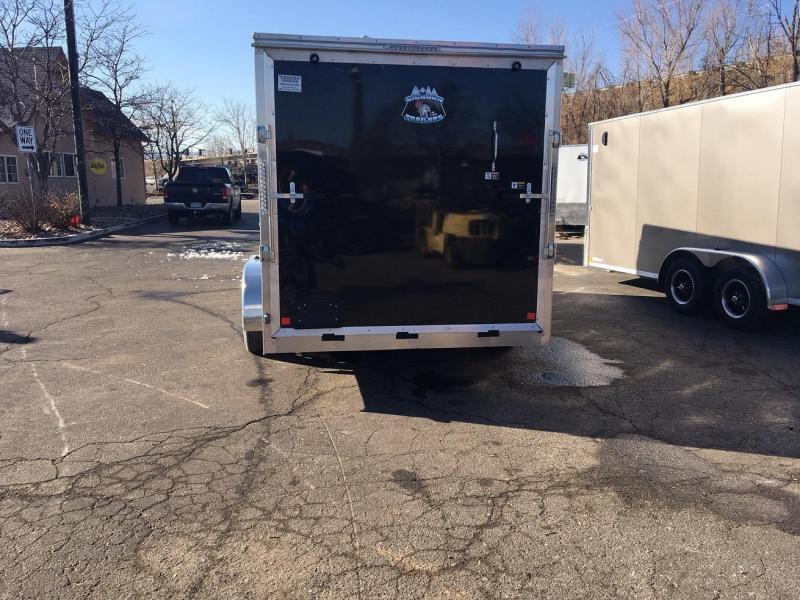 2019 R&M Manufacturing 7x16 TAC Enclosed Cargo Trailer-Wheat Ridge