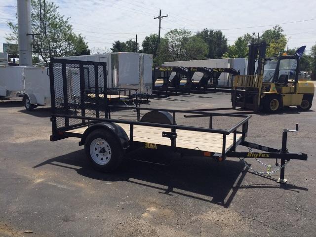 2018 Big Tex Trailers 30SA-10 ATV Trailer