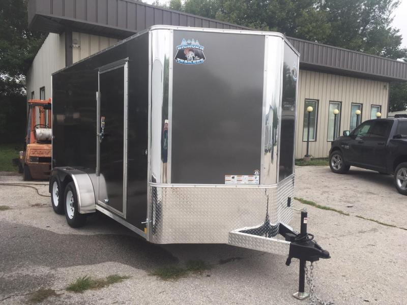 2020 R&M EC 7 14 TA Enclosed Cargo Trailer