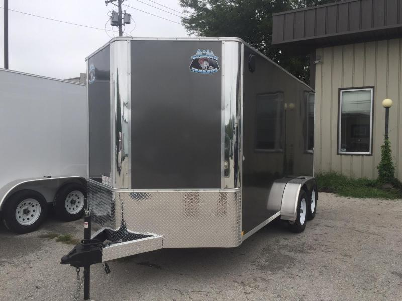 2019 R&M Manufacturing EC 7 14 TA Enclosed Cargo Trailer