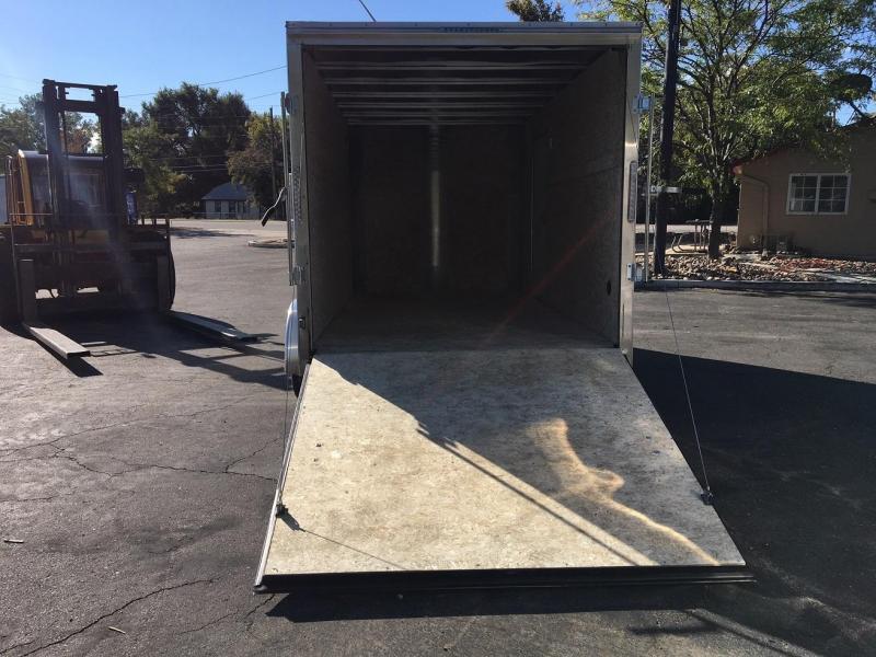 2020 R&M 7X16 V-NOSE (TAS) Enclosed Cargo Trailer-WHEAT RIDGE