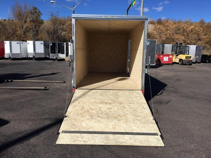 2019 R&M Manufacturing EC 7 16 TA (CONTRACTOR GRADE) Enclosed Cargo Trailer-WHEAT RIDGE