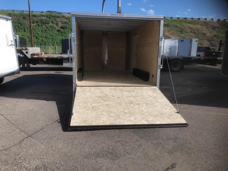 2020 R&M 8.5x14 v-nose (TAC) Enclosed Cargo Trailer-Wheat Ridge