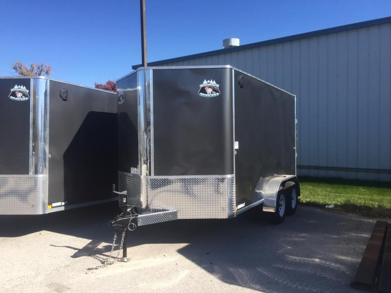 2019 R and M Manufacturing EC 7 12 TAS Enclosed Cargo Trailer