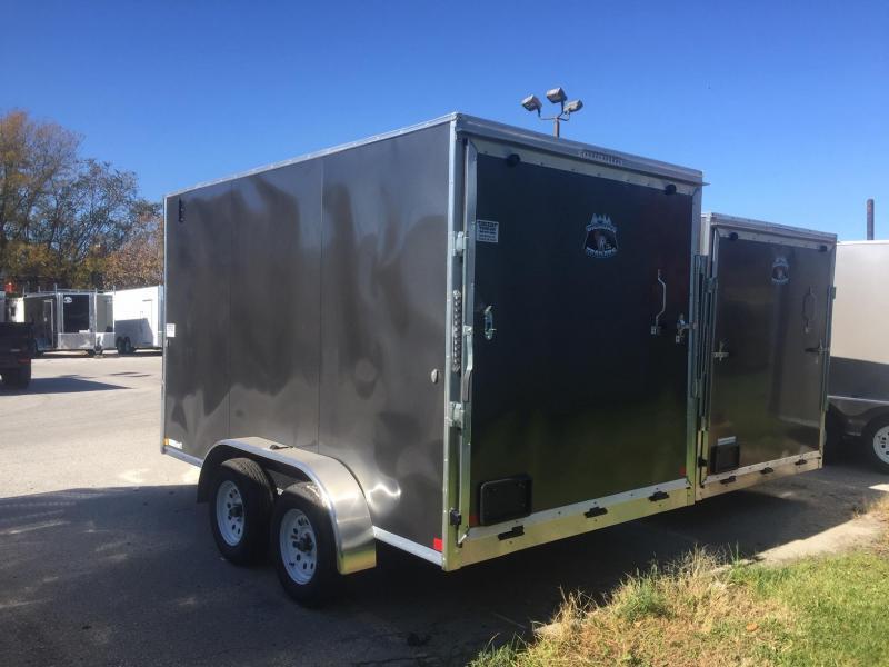 2019 R and M Manufacturing EC 7 12 TAS Enclosed Cargo Trailer