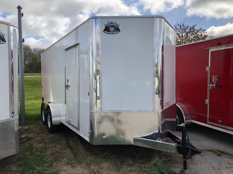 2020 R&M  EC 7 16 TA 84 Enclosed Cargo Trailer