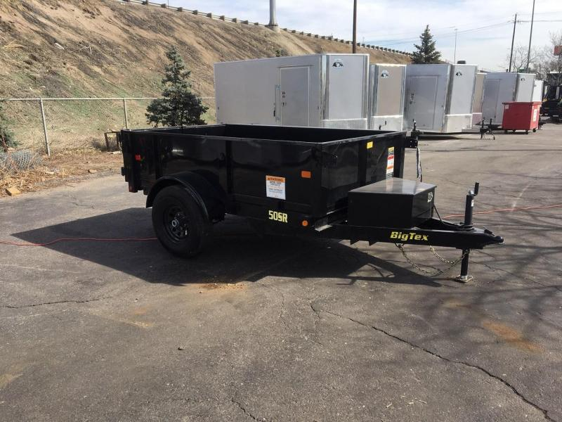 2019 Big Tex Trailers 50SR-08 Dump Trailer-WHEAT RIDGE