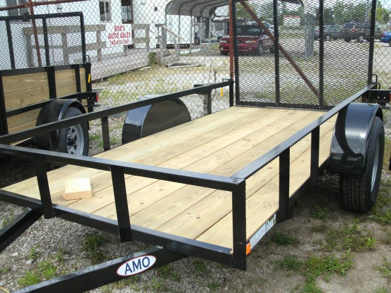 2019 American Manufacturing Operations (AMO) 5X10UT Utility Trailer