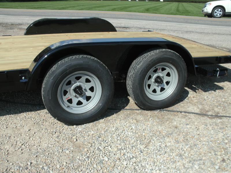 2019 American Manufacturing Operations (AMO) 20 FLATBED Flatbed Trailer