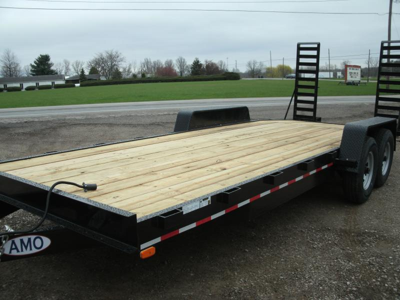 2019 American Manufacturing Operations (AMO) 20 EQUIPMENT Equipment Trailer