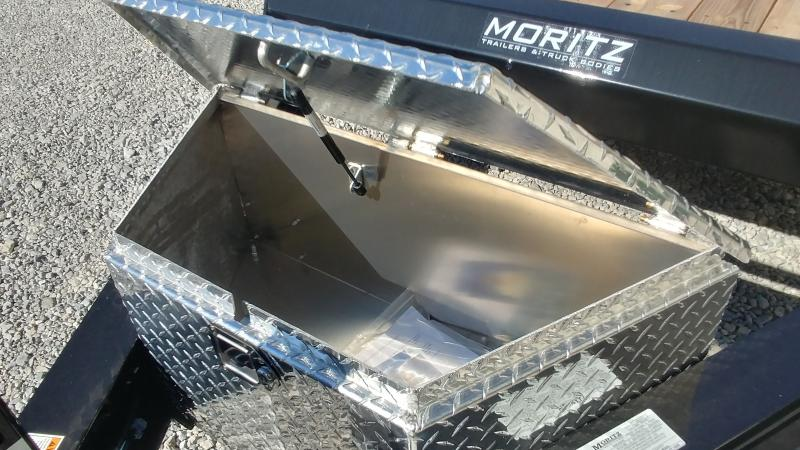 2019 Moritz 7x16+6 Tilt 16k