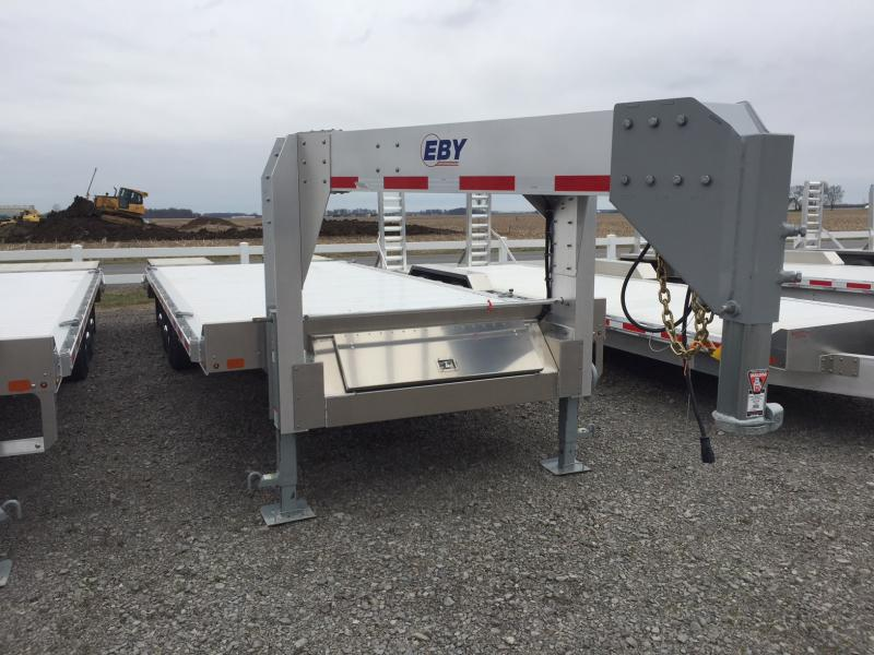 """2018 Eby 24'6""""x102"""" Gn Deck Over"""