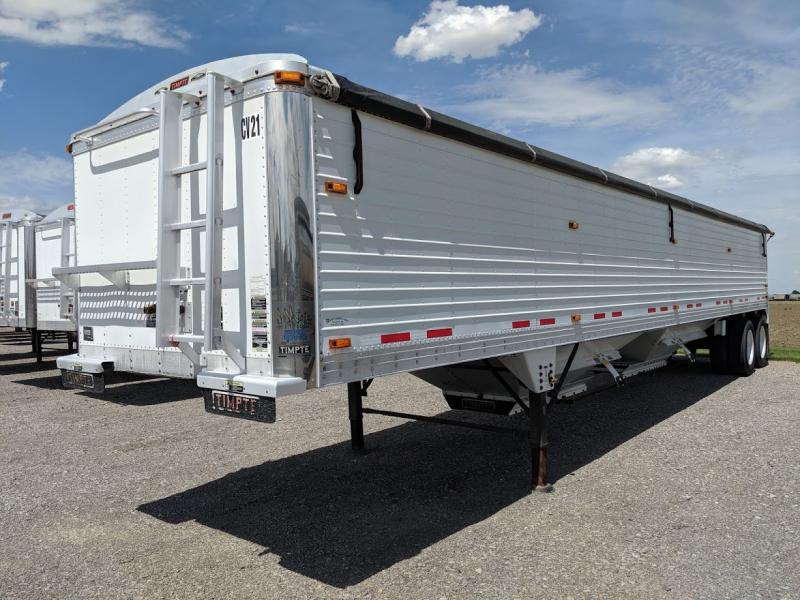 2010 Timpte 42' Grain Hopper