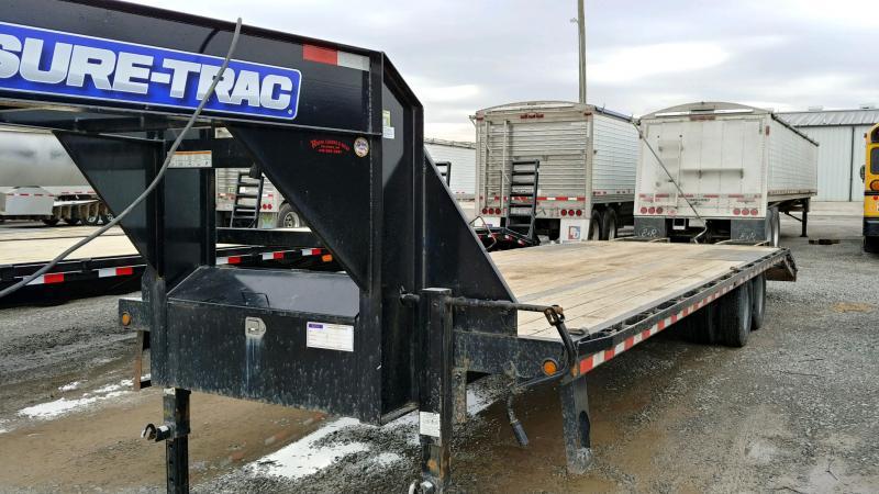 2016 Sure-trac 8.5x25+5 Gn Deckover Tandem 22.5k