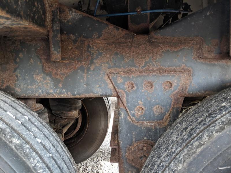 2012 Wilson 41' Grain Hopper