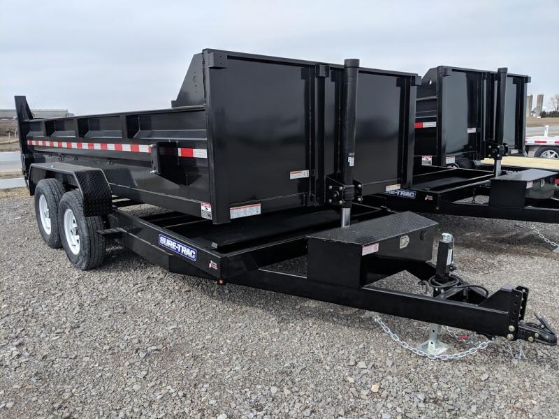 2019 Sure Trac 7x14 Dump 14k Tele (dont Sell Need Warran