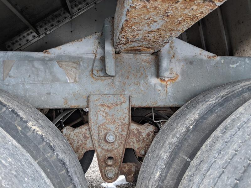 1999 Wilson 41' Grain Hopper