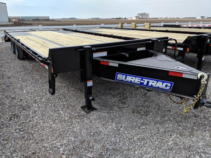 2019 Sure Trac 8.5x20+5 Lp Deckover Tandem 22.5k