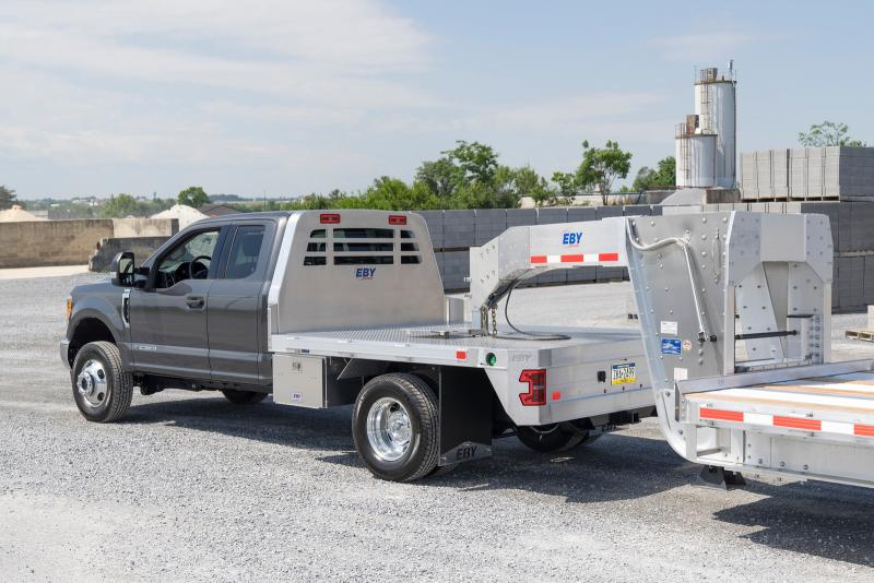 2018 Eby 9' Big County Truck Bed