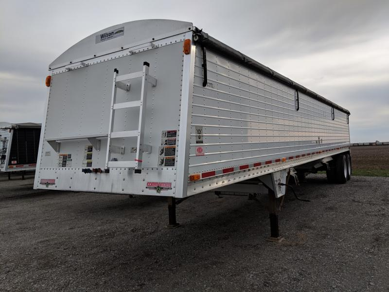 2006 Wilson 41' Hopper Trailer