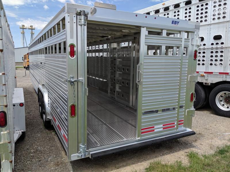 2020 Eby Ruffneck Livestock Trl