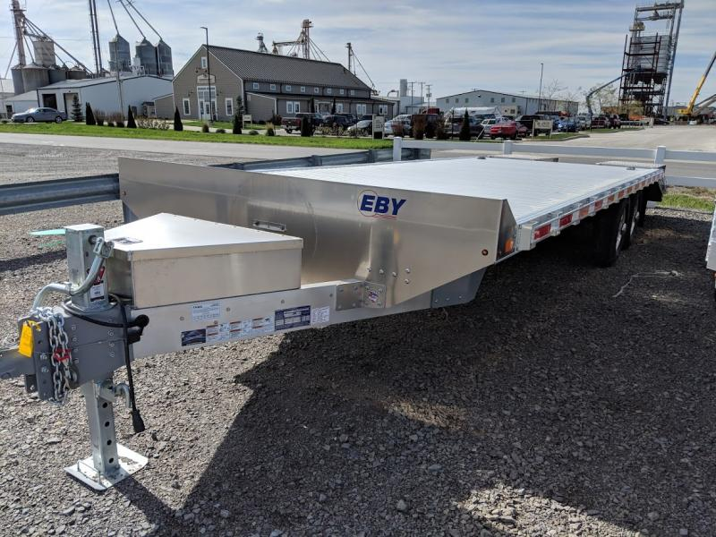"2019 Eby 24'6"" Deck Over Tradesman"