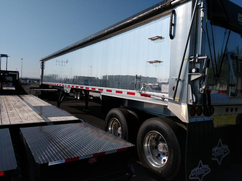 2019 Trailstar International 39' Frameless Dump