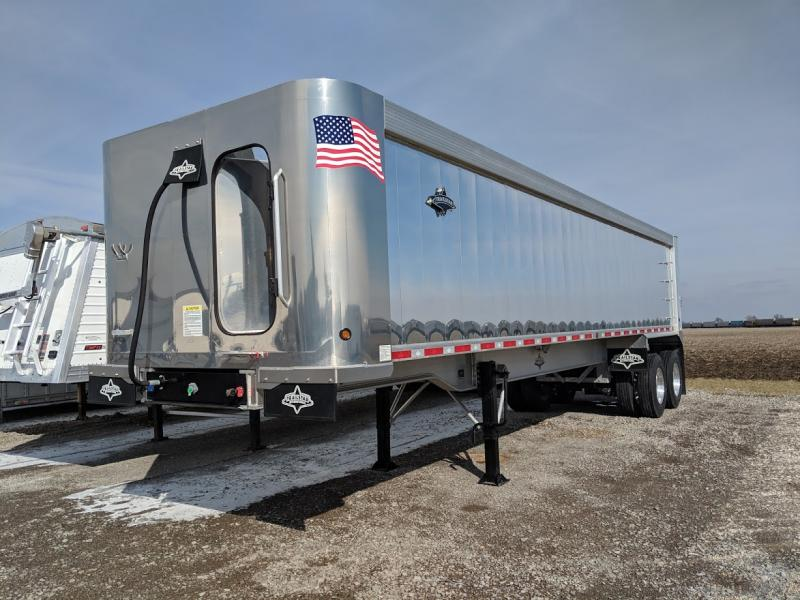 2020 Trailstar 34' Frame Type Dump Trailer