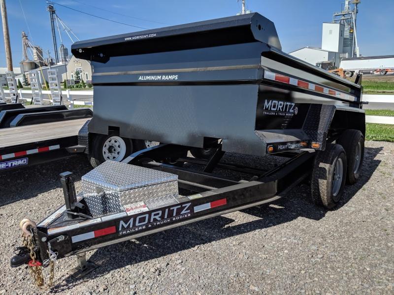 2019 Moritz 7x10 10k Dump