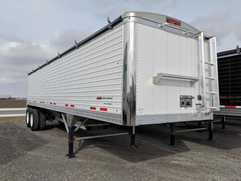 "2020 Timpte 33'6"" Grain Hopper"