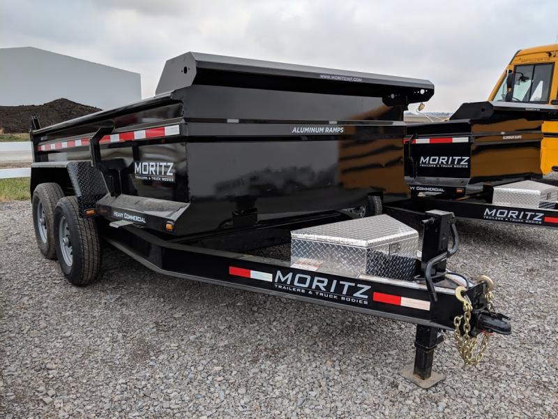 2019 Moritz 7x12 Dump 12k Scissor