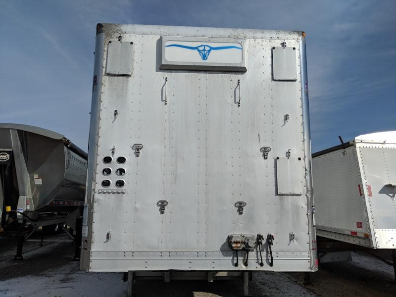 2013 Eby 50' Cattle Pot Trailer