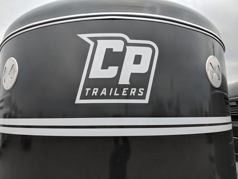 2019 Corn Pro 16' Livestock Trailer