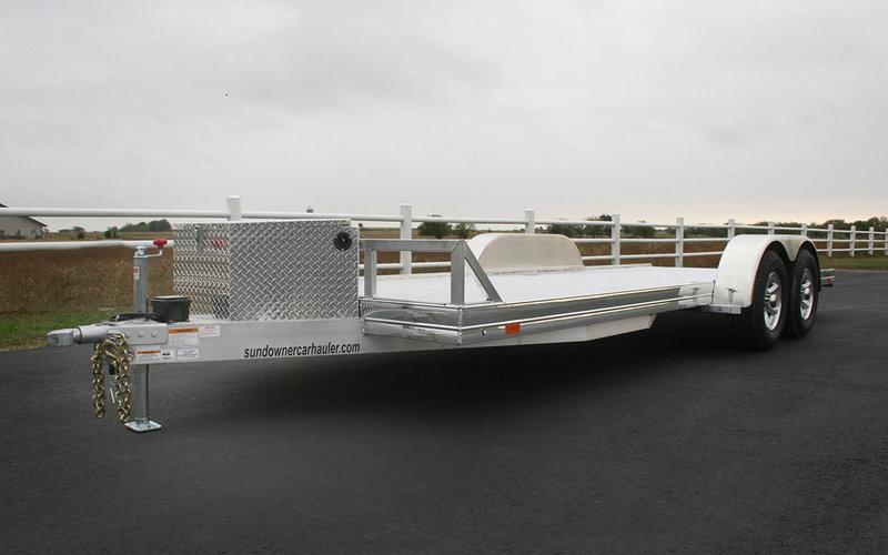 2019 Sundowner 4000AP20 Car Trailer
