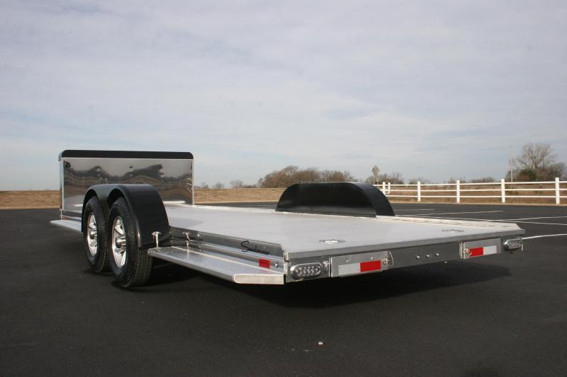 2019 Sundowner Ultra 22 Car Trailer