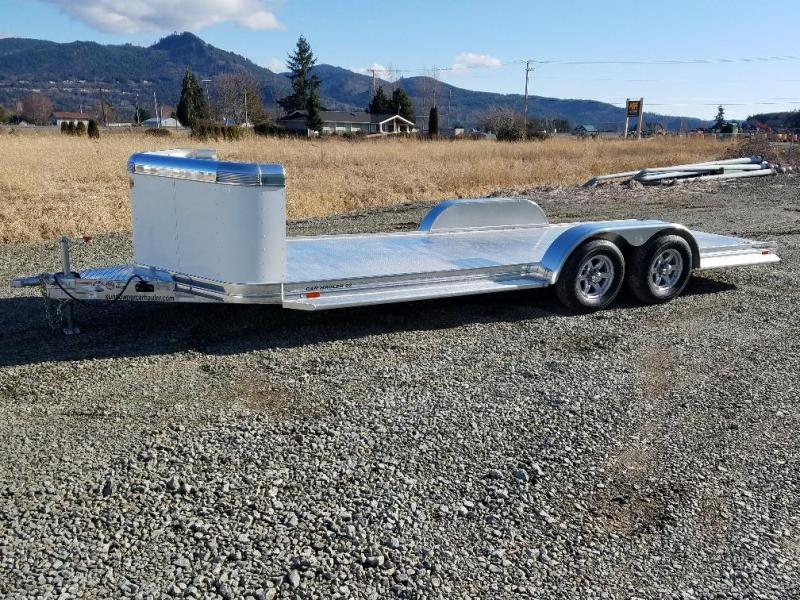 2019 Sundowner CH19BP Car Trailer