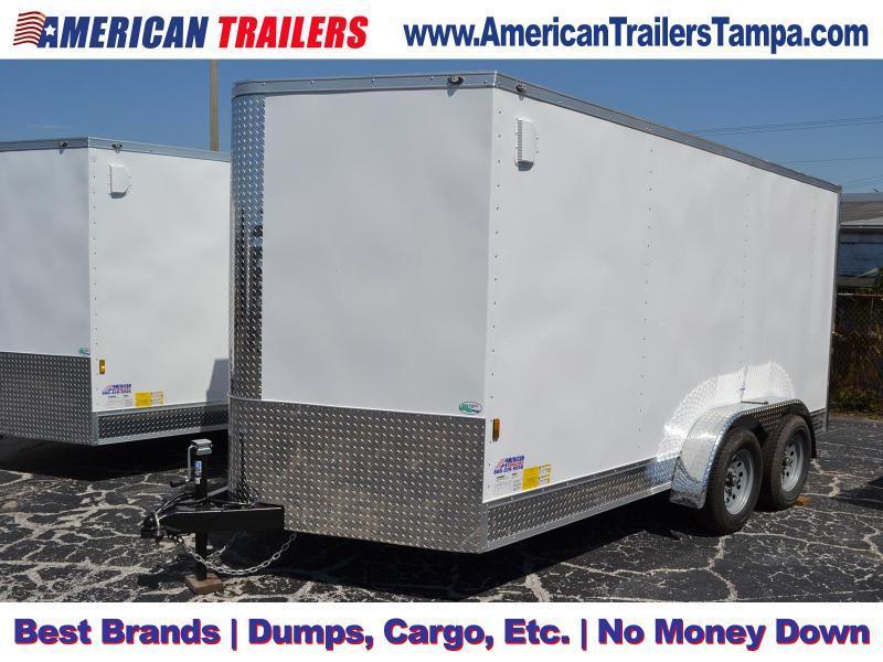 2019 7x14 Continental Cargo | Equipment Trailer