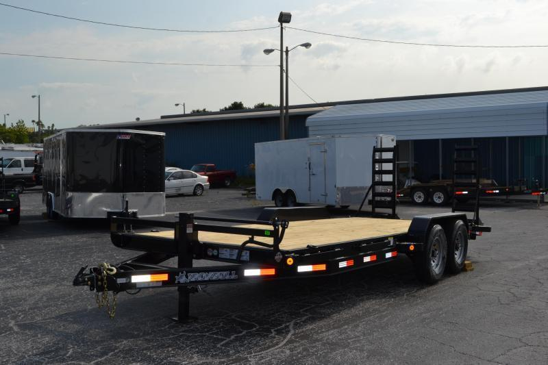 7x22 Iron Bull *Equipment*Bobcat*Trailer*Trailers*