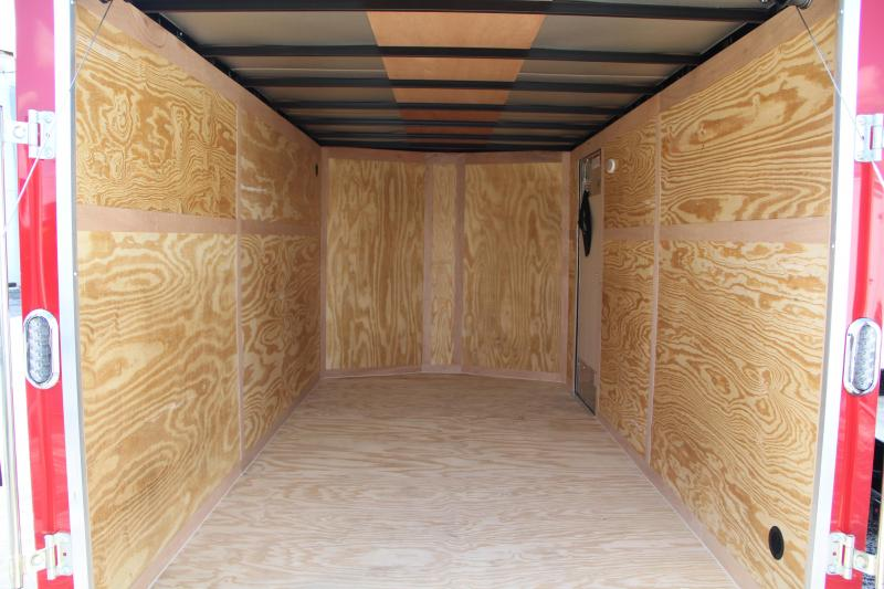 7x14 Continental Cargo | Enclosed Trailer [Two-Tone]