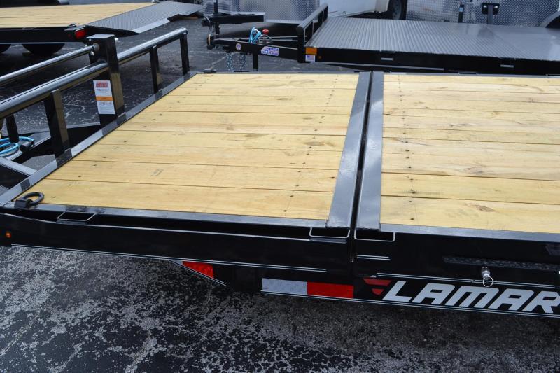 7x20 Lamar | Equipment Trailer