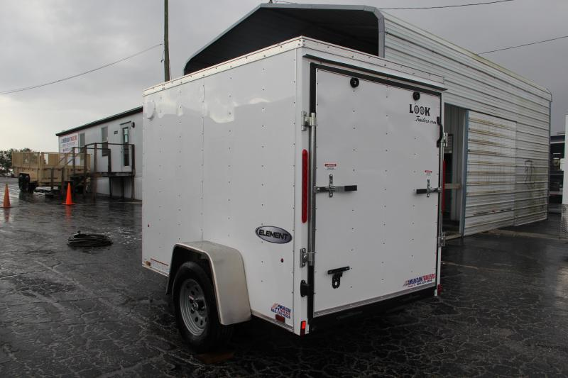 5x8 LOOK Trailers | Enclosed Trailer