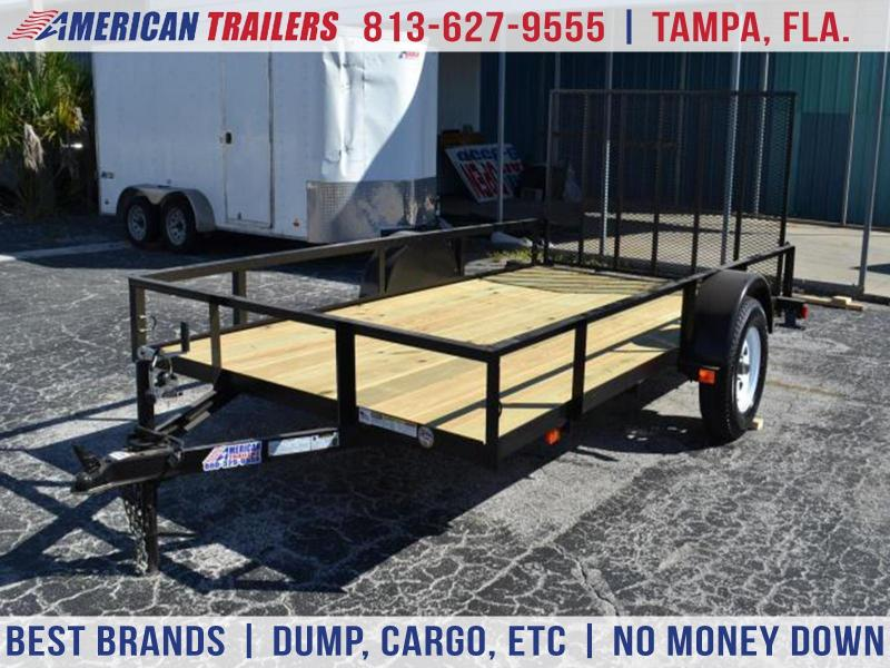 5x10 Red Hot Trailers | *Utility*Trailer*Trailers